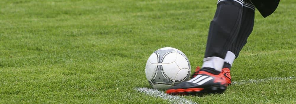 tiro libre futbol