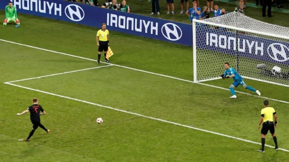 penaltis, tiros penales en el futbol, regla de los penaltis