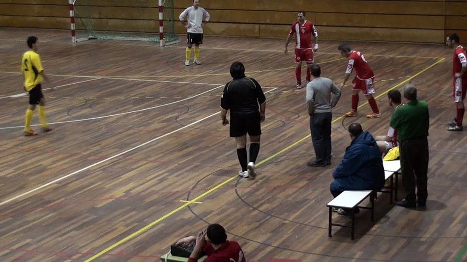 cambios en el futsal | reglas del futsal