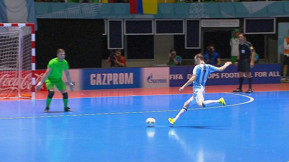 penal en el futsal y sus reglas