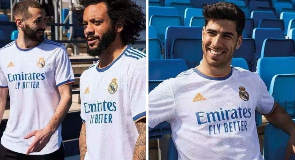 Adidas Home Kit Real Madrid 2021-22 1