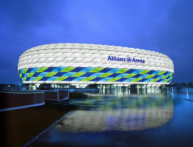 Allianz Arena Un clásico de la arquitectura moderna