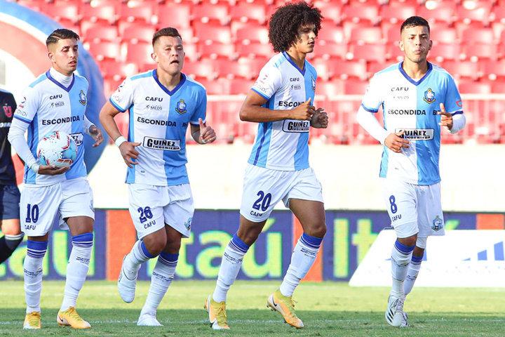 Antofagasta arranca el torneo con importante triunfo sobre Palestino