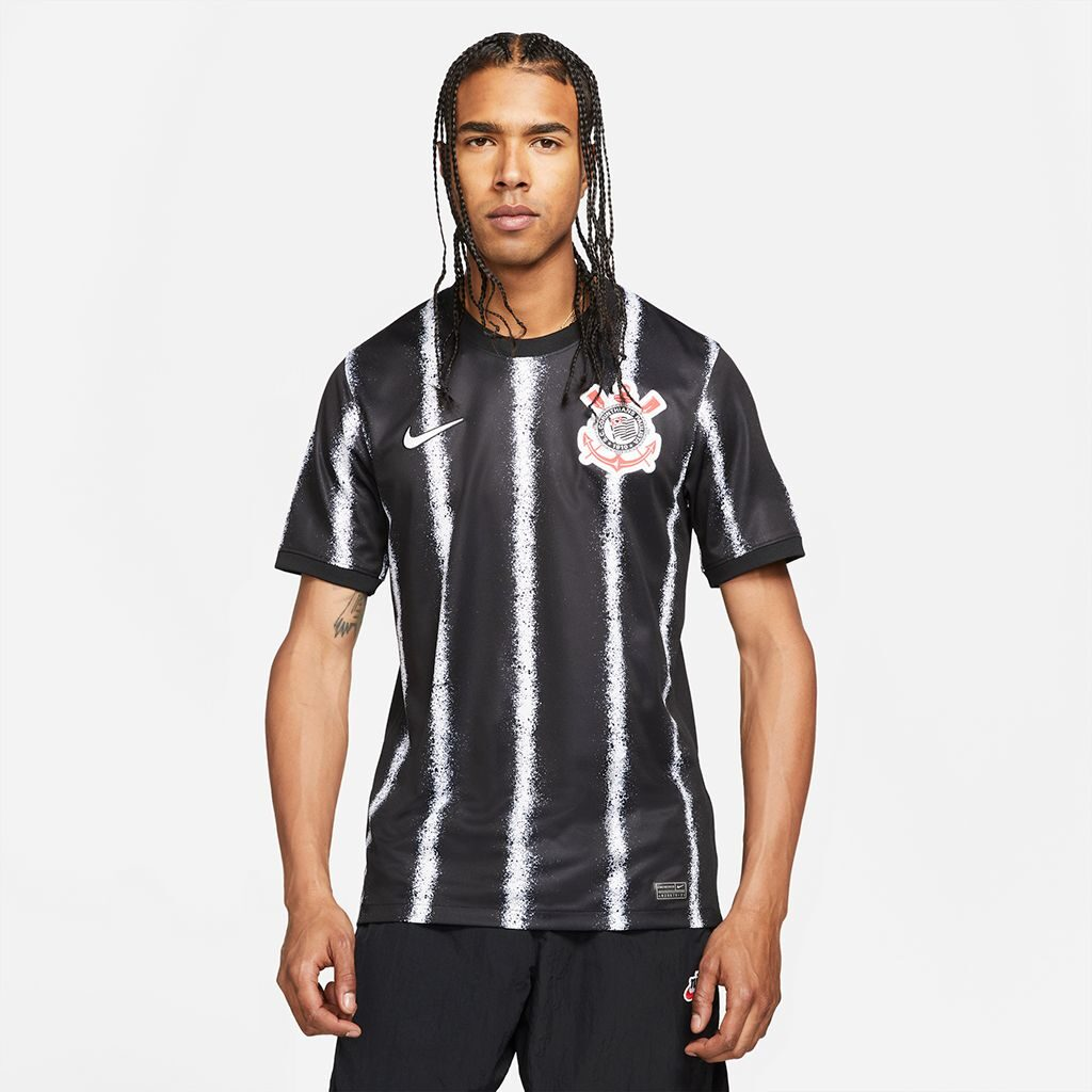 Away Kit del Corinthians 2021-22 camisetas 2