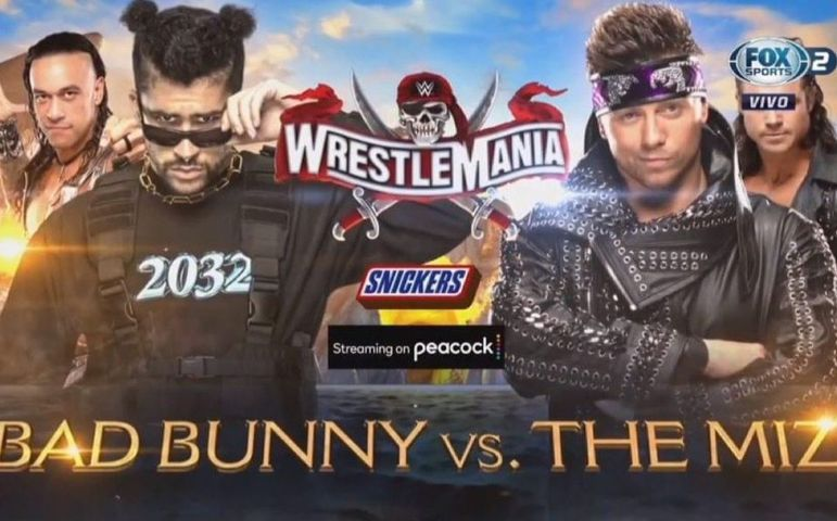 Bad Bunny vs The Miz