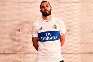 Camiseta visitante Real Madrid 2021-22 filtrada