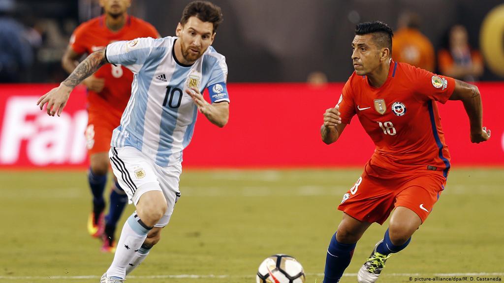 Chile y Argentina