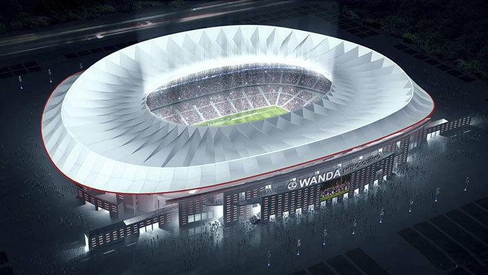 Cuáles son las características claves del Wanda Metropolitano