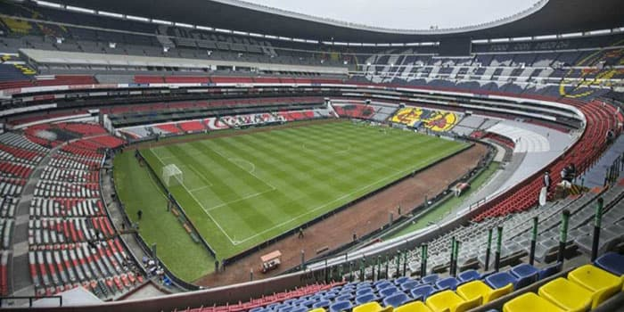 Estadio Azteca - México interior