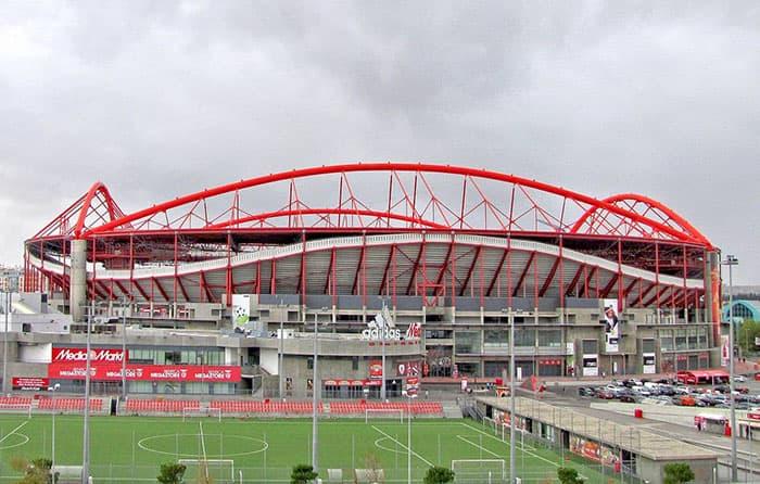 Estadio da Luz - Portugal fuera