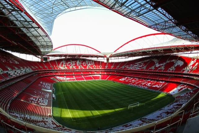 Estadio da Luz interior