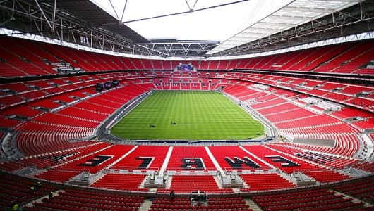 Estadio de Wembley interior