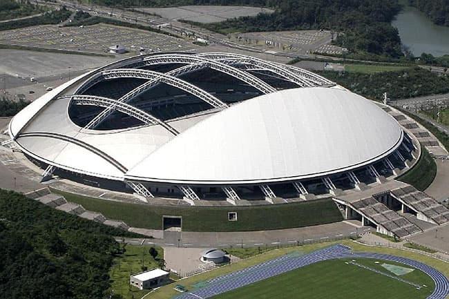 Estadio del Gran Ojo - Japón oita