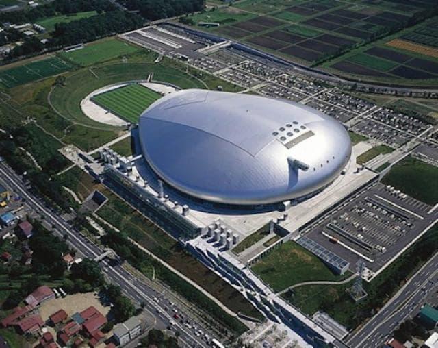Estadio del Gran Ojo - Japón