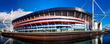 Estadio del Millenium reino unido cardiff