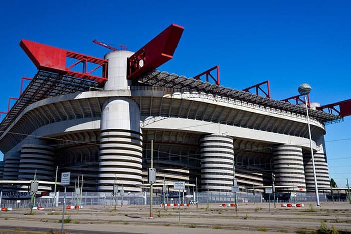 Giuseppe Meazza estadio milan