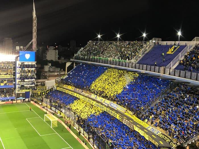 La bombonera estadio boca juniors argentina