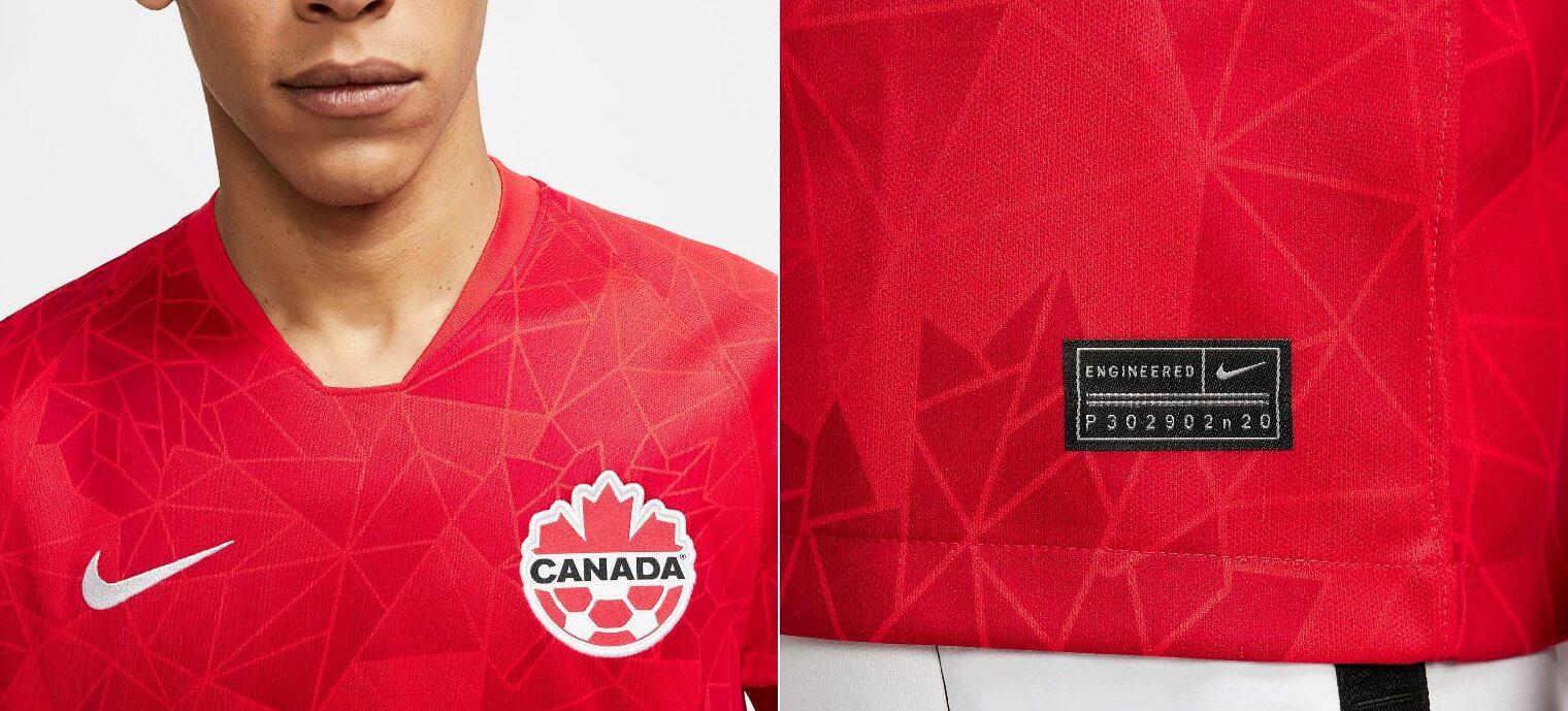 Nike Kit Canadá 2021 1