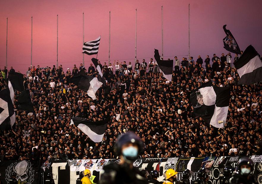 Partizan_EstrellaRoja_Hinchas