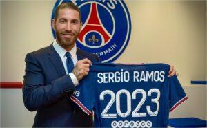 Sergio Ramos manifiesta sus primeras palabras como jugador del PSG