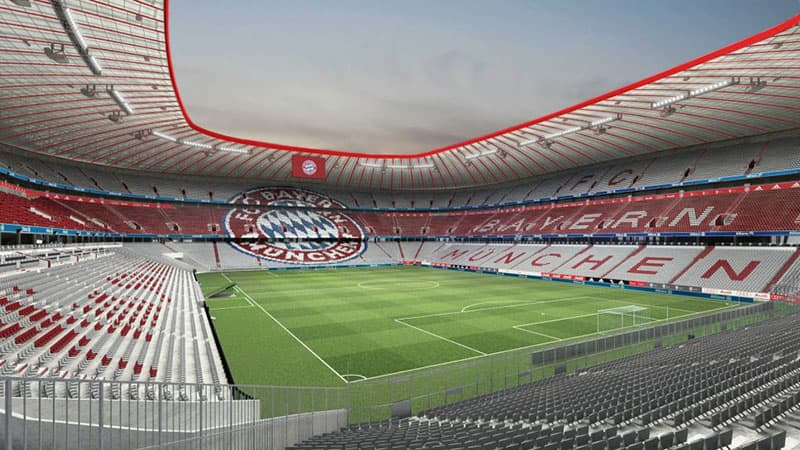 allianz arena alemania bayern