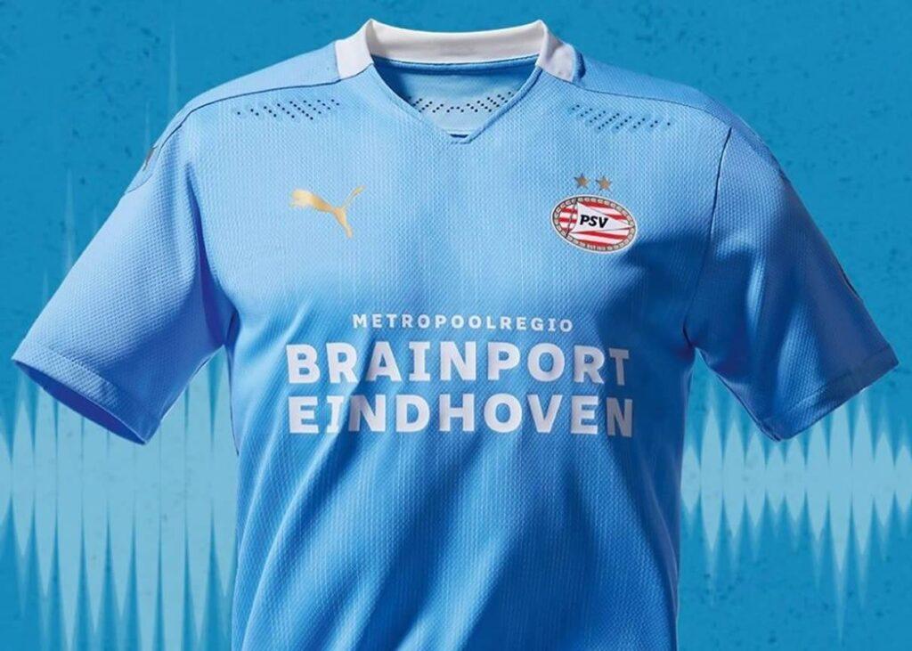 camiseta Away Kit Puma PSV Eindhoven
