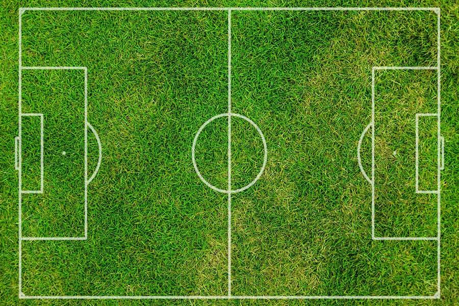 medidas oficiales fifa de una cancha de futbol