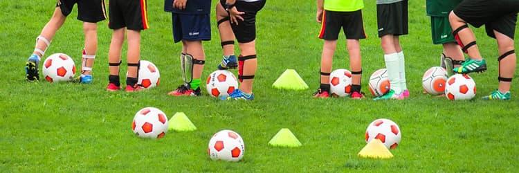 posiciones de los jugadores de fútbol en la cancha