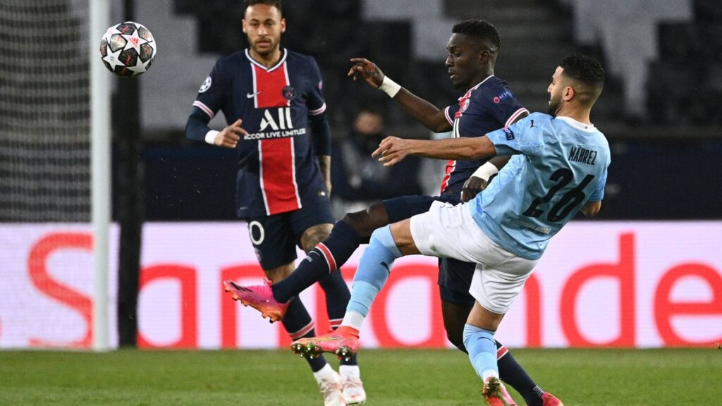 psg manchester city